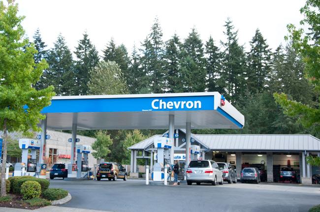 Chevron-Klahanie-Service-Senter
